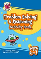 New Problem Solving & Reasoning Maths Home Learning Activity Book for Ages 6-7