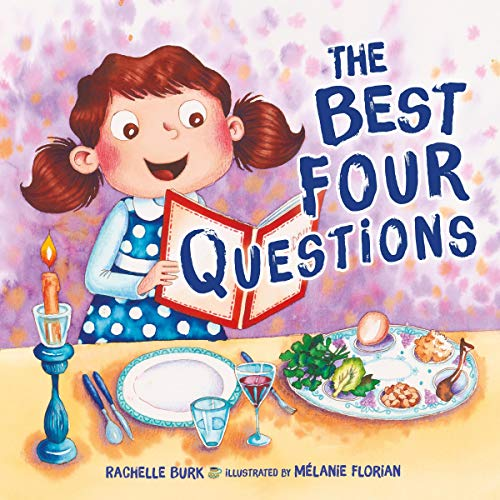 The Best Four Questions audiobook cover art