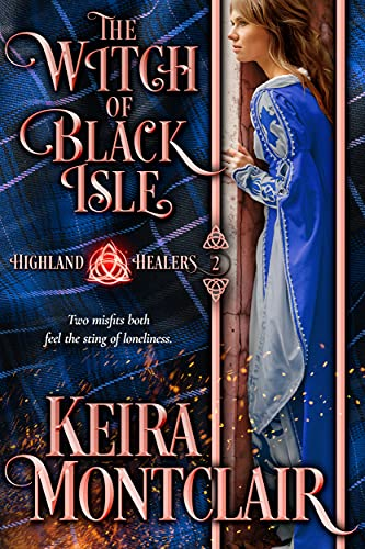 The Witch of Black Isle (Highland Healers Book 2) (English Edition)