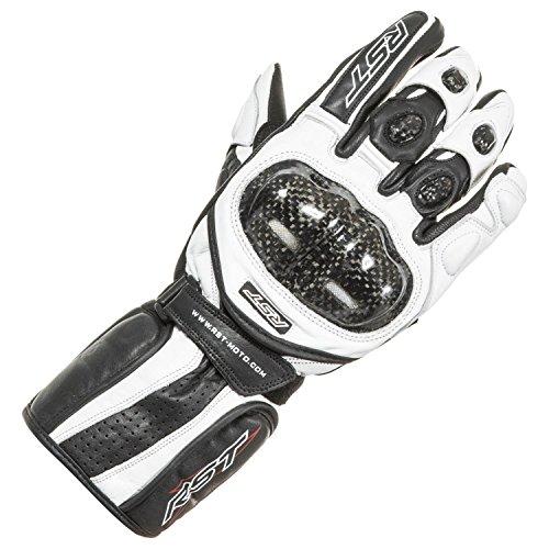 Neue RST Delta 11 Motorrad Handschuh weiß