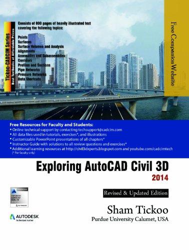 Exploring AutoCAD Civil 3D 2014