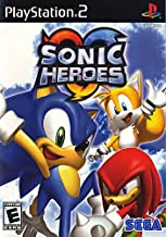Sonic heroes PlayStation 2 by P2 Games