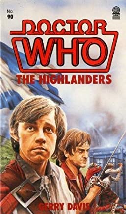 Doctor Who-The Highlanders (Doctor Who Library) by Gerry Davis (15-Nov-1984) Paperback