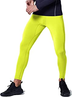 Mens Compression Baselayer Pants Cool Dry Running Tights Leggings EX-P06