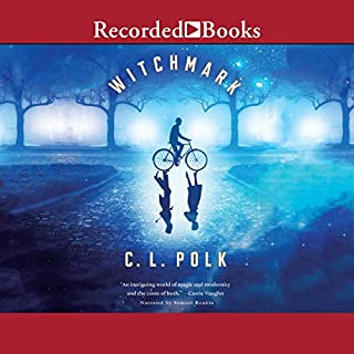 Witchmark                   By:                                                                                                                                 C. L. Polk                               Narrated by:                                                                                                                                 Samuel Roukin                      Length: 8 hrs and 53 mins     111 ratings     Overall 4.2