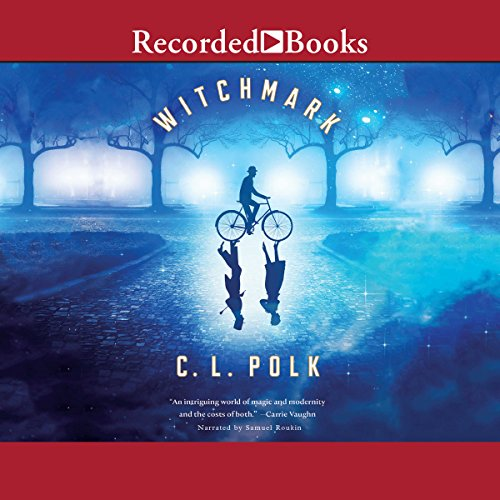 Witchmark audiobook cover art
