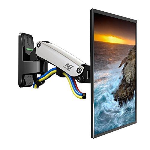 StandMounts F120 Universal-Wandhalterung mit Gasdruckfeder, für 17-27 Zoll LED-LCD-Flachbildschirme bis zu 7 kg