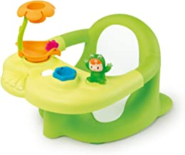 SMOBY 110615Cotoons Baby Asiento para bañera, color verde