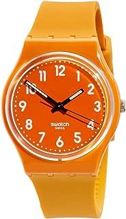 Swatch Men's GC112E Sand Hill Restyled Year-Round Analog Quartz Brown Watch