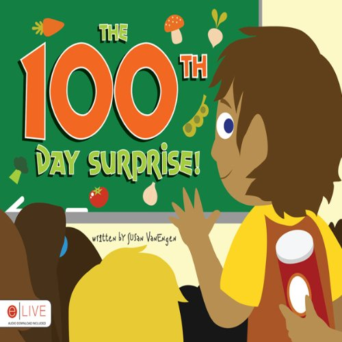 The 100th Day Surprise!  Audiolibri