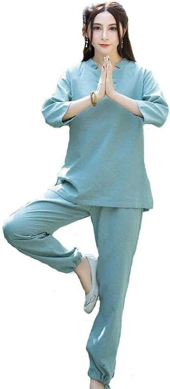 ZHANGYN Tai Chi Set Tang Suit Men excellence Clothing Martial Outlet SALE Arts
