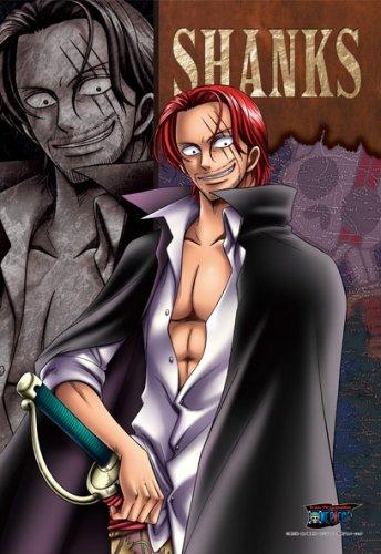 300ピース ジグソーパズル ワンピース 赤髪海賊団-シャンクス(26x38cm)