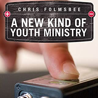A New Kind of Youth Ministry cover art