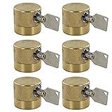 Water Faucet Lock FSS 50 - Keyed Alike - 6 Pack