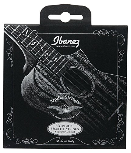 Ibanez NBUKS4 - Juego cuerdas para ukulele