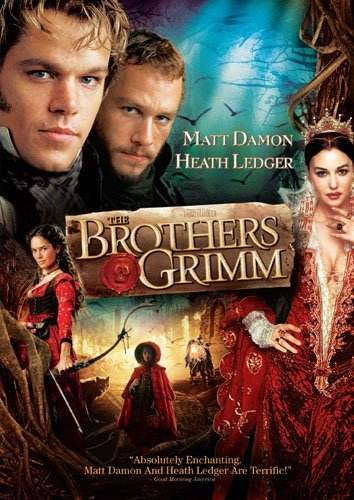 The Brothers Grimm by Matt Damon