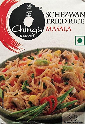 Ching's Schezwan Masala für gebratenen Reis, 50 g, 2 Stück