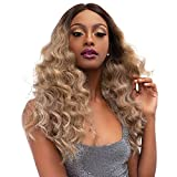 Janet Collection Lace Front Extremely Deep Part Swiss Lace Wig Gabriela (OET1B/30)