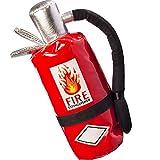 Orlob Fasching Bolso de señoras Extintor de Incendios Bolsa de Bomberos Accesorios de Disfraces Carnaval Ingenioso Accesorio