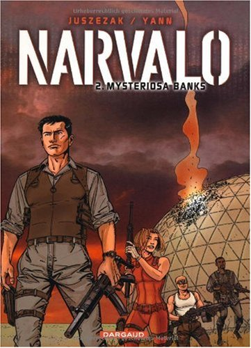 Narvalo - tome 2 - Mysteriosa Banks