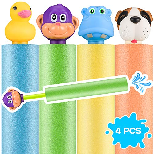 Toyze Water Pistol, Water Gun for Kids Toys for 3-8 Year Old Boys Girls Toy...