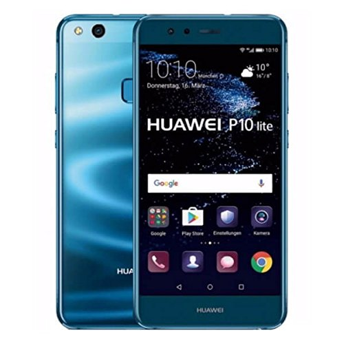 Huawei P10 Lite 64GB/4GB RAM Dual-SIM ohne Vertrag blau