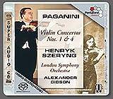 Concertos Violon 1 et 4