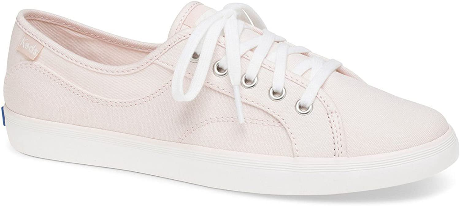 Keds Coursa Lace Up Fashion Sneakers, Light Pink