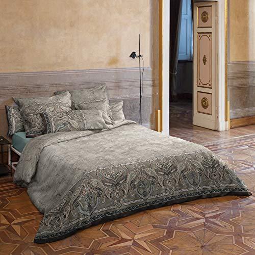 Bassetti Ropa de cama VOLTERRA G2 Tortora 155 x 220 cm