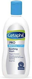Cetaphil Restoraderm Pro, Eczema Calming Body Wash, 10 Ounce (Packaging May Vary)