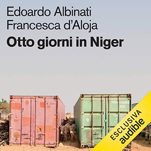 Otto giorni in Niger copertina