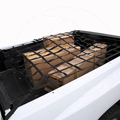 LT Sport Bed Truck Cargo Net – Universal Fit bed truck cargo net