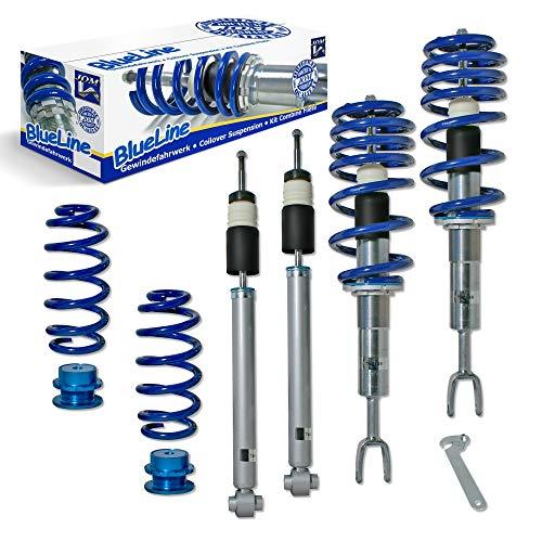 JOM Car Parts & Car Hifi GmbH 741075 Blueline Gewindefahrwerk