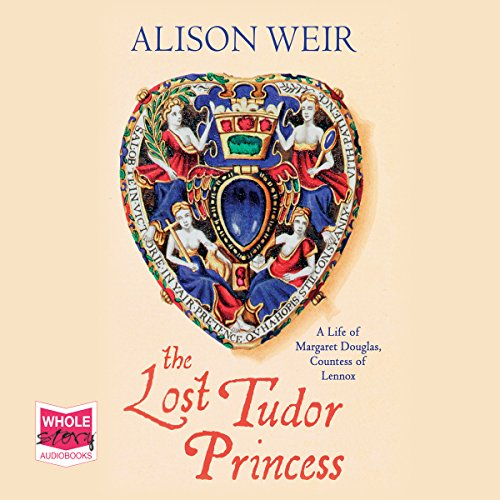 The Lost Tudor Princess Titelbild