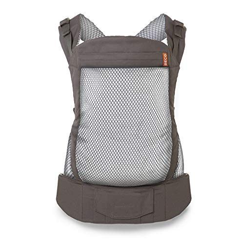 Beco Toddler Carrier (Dark Grey Cool)