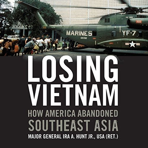 Losing Vietnam audiobook cover art