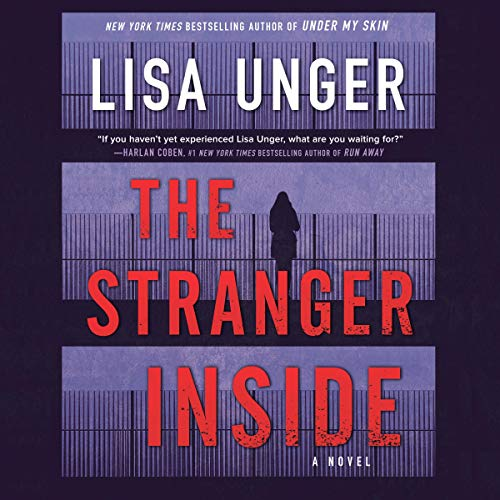 The Stranger Inside  By  cover art