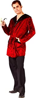 Fun World Casanova Smoking Jacket Adult Costume
