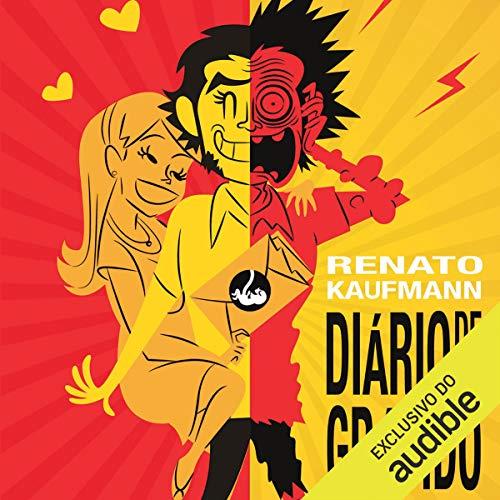 Diário de um grávido [Diary of a Pregnant] audiobook cover art