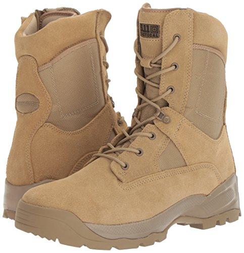 5.11 Tactical ATAC Military Boots Coyote Tan