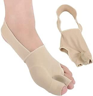 Bunion Corrector Big Toe - Bunion Splints Pain Relief - Hallux Valgus Treatment Kit Protector - Bunions Pads Toe Spacer for Women & Men (L(8-10.5))