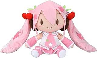 SEGA Hatsune Miku series Special fluffy stuffed plush SNOW MIKU 2013 japan item