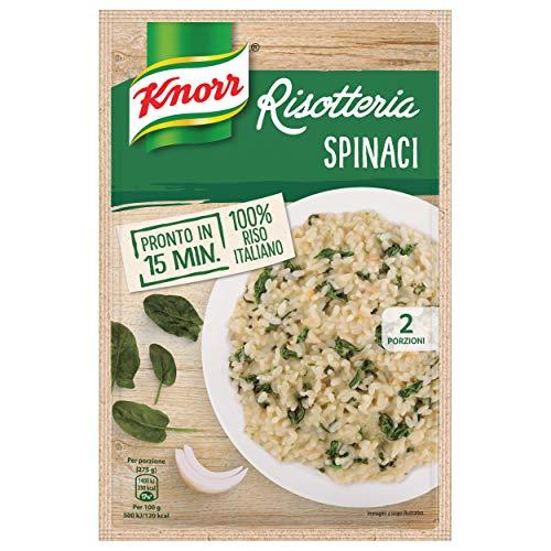 Knorr - Risotto con Spinaci