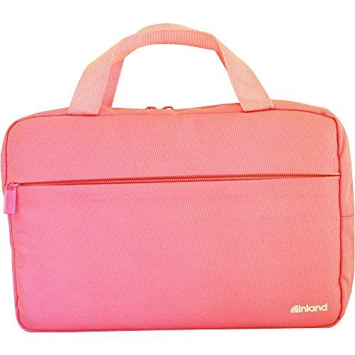 "Inland Pro 17.3"" Pink Notebook Bag"