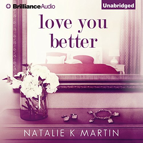 Love You Better audiobook cover art