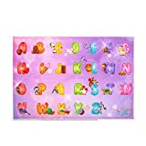 Disposable Sticky Placemats for Baby - 3 Packs of 20 Sticky Baby and Toddler...