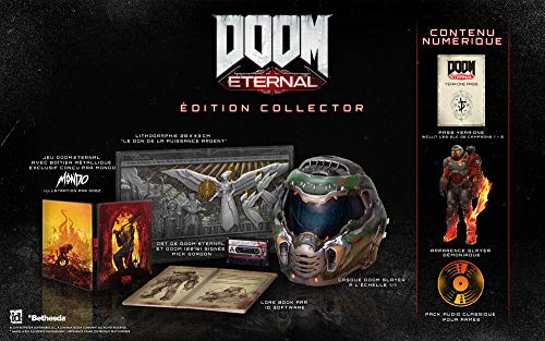 Doom Eternal Collectors