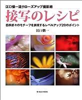 接写のレシピ―江口愼一流クローズアップ撮影術 (日本カメラMOOK)