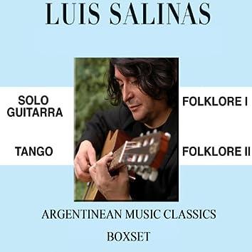 Clásicos De Música Argentina, Y Algo Más  (Argentinean Music Classics)