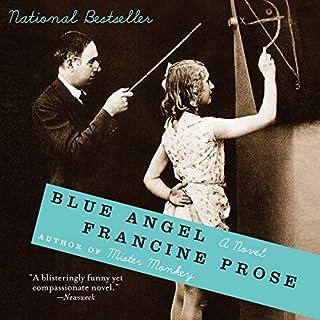 Blue Angel audiobook cover art